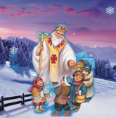 Congratulations on St. Nicholas Day!